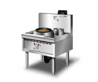 GAS WOK 1 BURNER WITH BLOWER