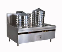 Industrial Oven 2 chamber dimsum