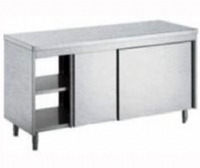 WORK TABLE SLIDING DOOR