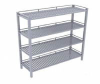 SHELVING 4 TIERS  PROTECT