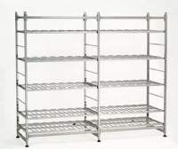 SHELVING 6 TIERS