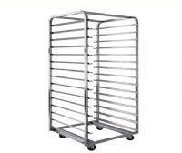 Mobile Rack Trolley 12 level